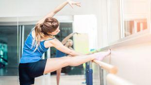 Ballett mit Alexia Kosti im Phynixtanzt Studio