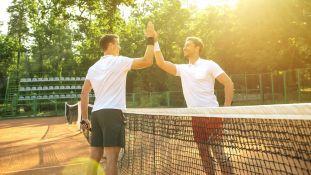 Tennis Edouard Pailleron