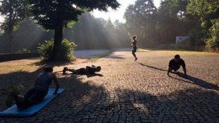 Athletik Training Berlin - Mariendorf