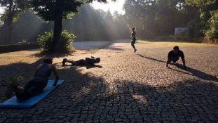Athletik Training Berlin -Fischtalpark