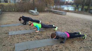 Athletik Training Berlin - Lankwitz