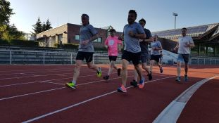 Laufleistung Hoch3 - Workout Park
