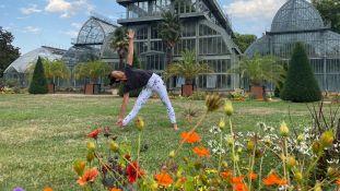 Yoga Korner - Parc de la tête d'or
