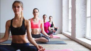 Ananda Yoga mit Daria