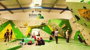 Blöckle Boulderhalle