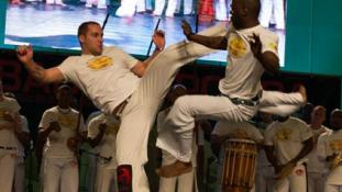 Vida De Capoeira - Gymnase Reuilly