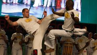 Vida De Capoeira - École Louise Michel