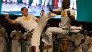 Vida De Capoeira - Patinoire de Boulogne