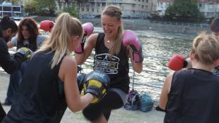 BoxingFit - L'Île aux Cygnes