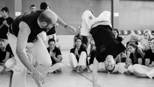 Capoeira Brasil Paris - André Bréchet