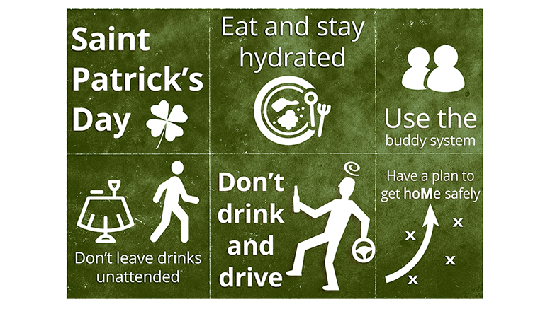 St. Patrick's Day tips