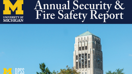Annual Security & Fire Safety Report