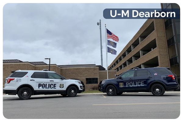 U-M Dearborn Departent of Public Safety