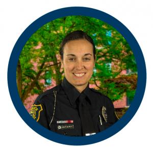 Police Officer Kaitlin Deslatte