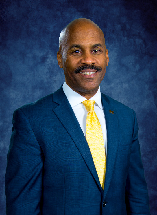 DPSS Executive Director Eddie L. Washington, Jr.