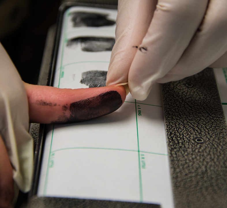 FINGERPRINTING | Division of Public Safety & Security