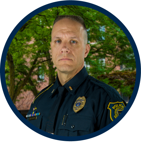 Supervisor Lt. David Hawkins
