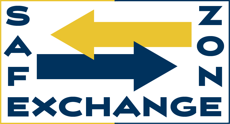 Safe Exchange Zone Logo