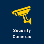 button linking to security cameras information webpage