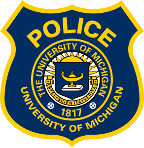 UM Police Department Patch