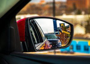 Traffic Stop Mirror