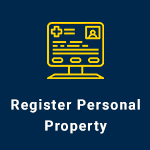 Register Personal Property