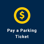 Pay a parking ticket icon