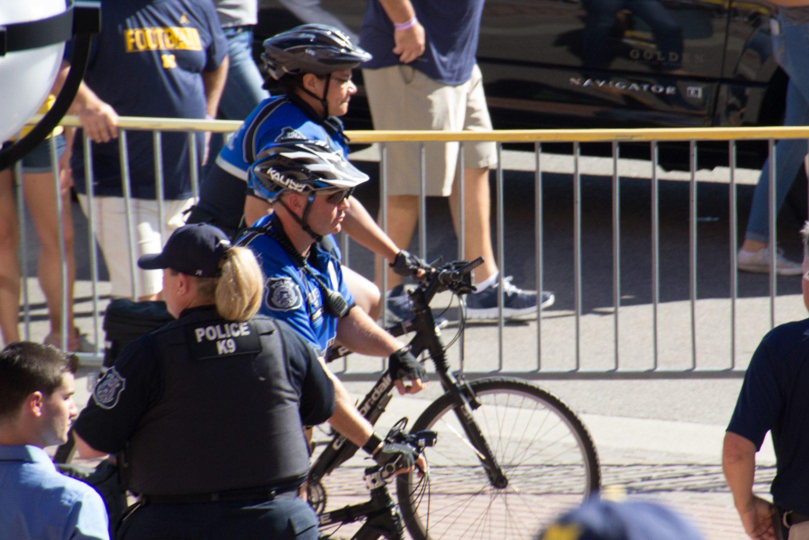 UMPD Bike Patrol
