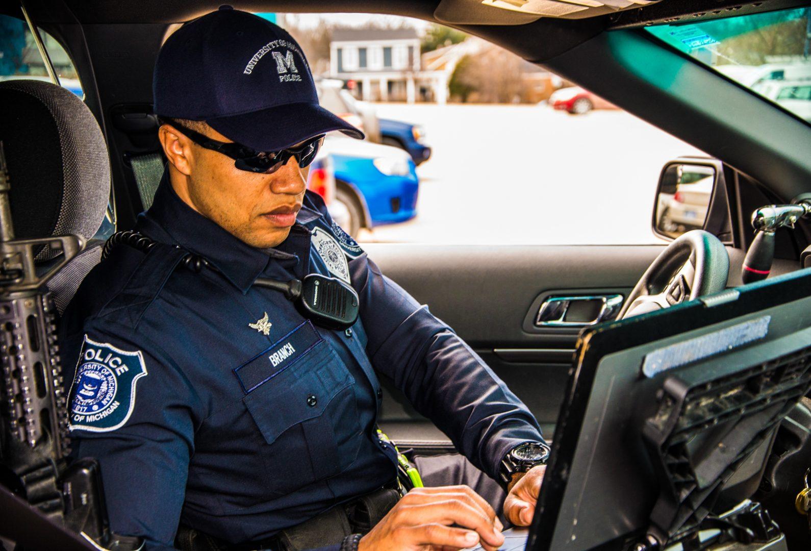 Officer John-Mark Branch