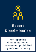 Report Discrimination