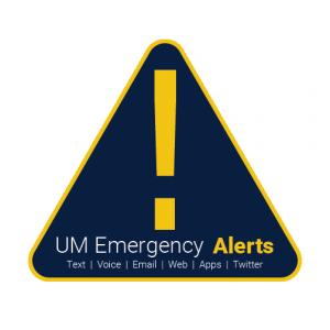 UM Emergency Alerts
