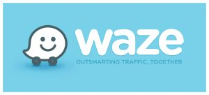 Waze Directions for Game Day Parking Locations
