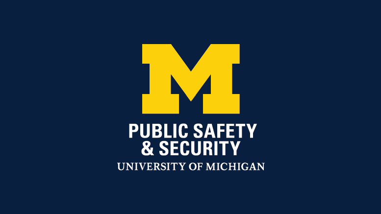 U-M Public Safety logo