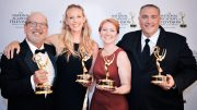 Bob Berg, Heather Young, Lynetta Smith, Matt Butzky