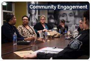Community Engagement Button