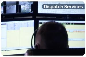 Dispatch Services Button