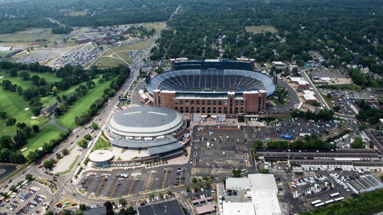 Football, Michigan Stadium