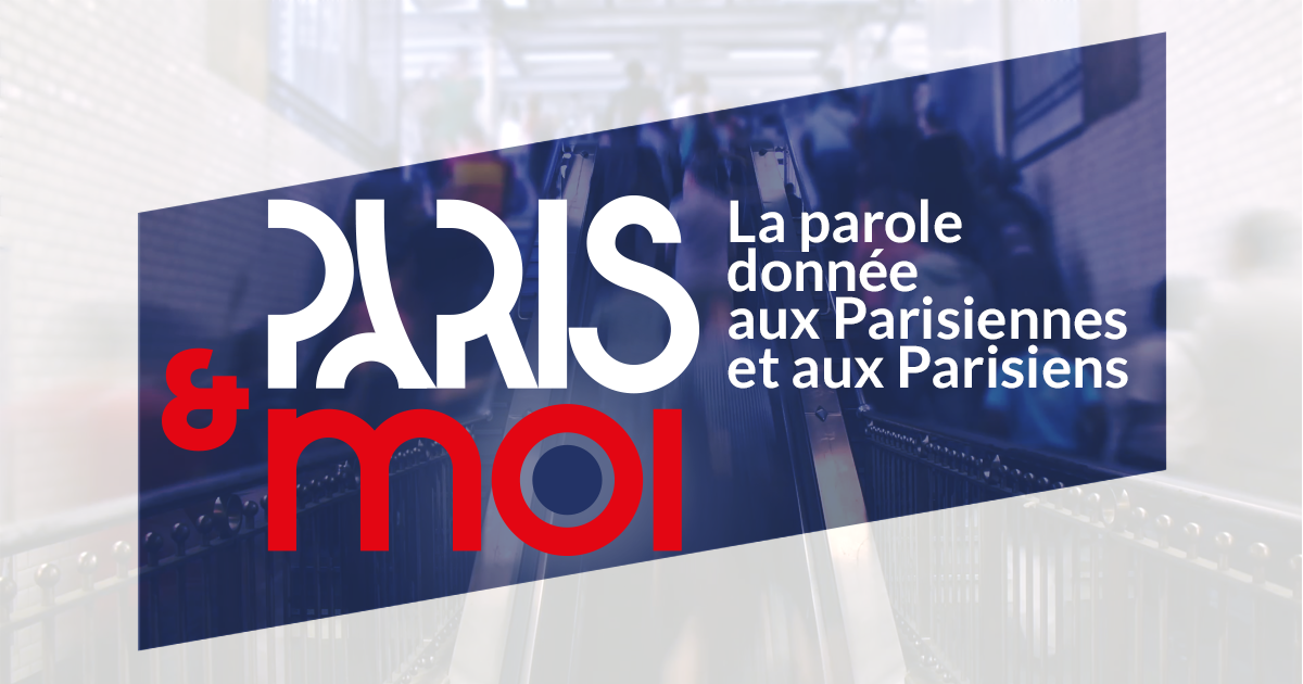 Paris Et Moi : Lancement d'une web radio participative pour écouter les Parisiens !
