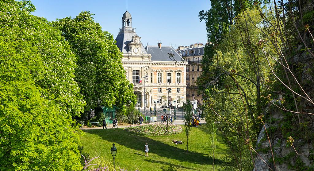 Intervention d'Olivier  Rouxel au Conseil du 19e arrondissement de Paris