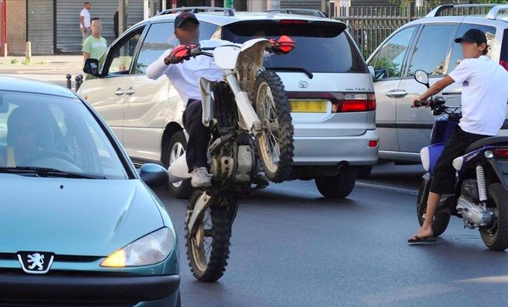 Renforcer la lutte contre les rodéos motorisés: une mesure de tranquillité et de sécurité  publique !