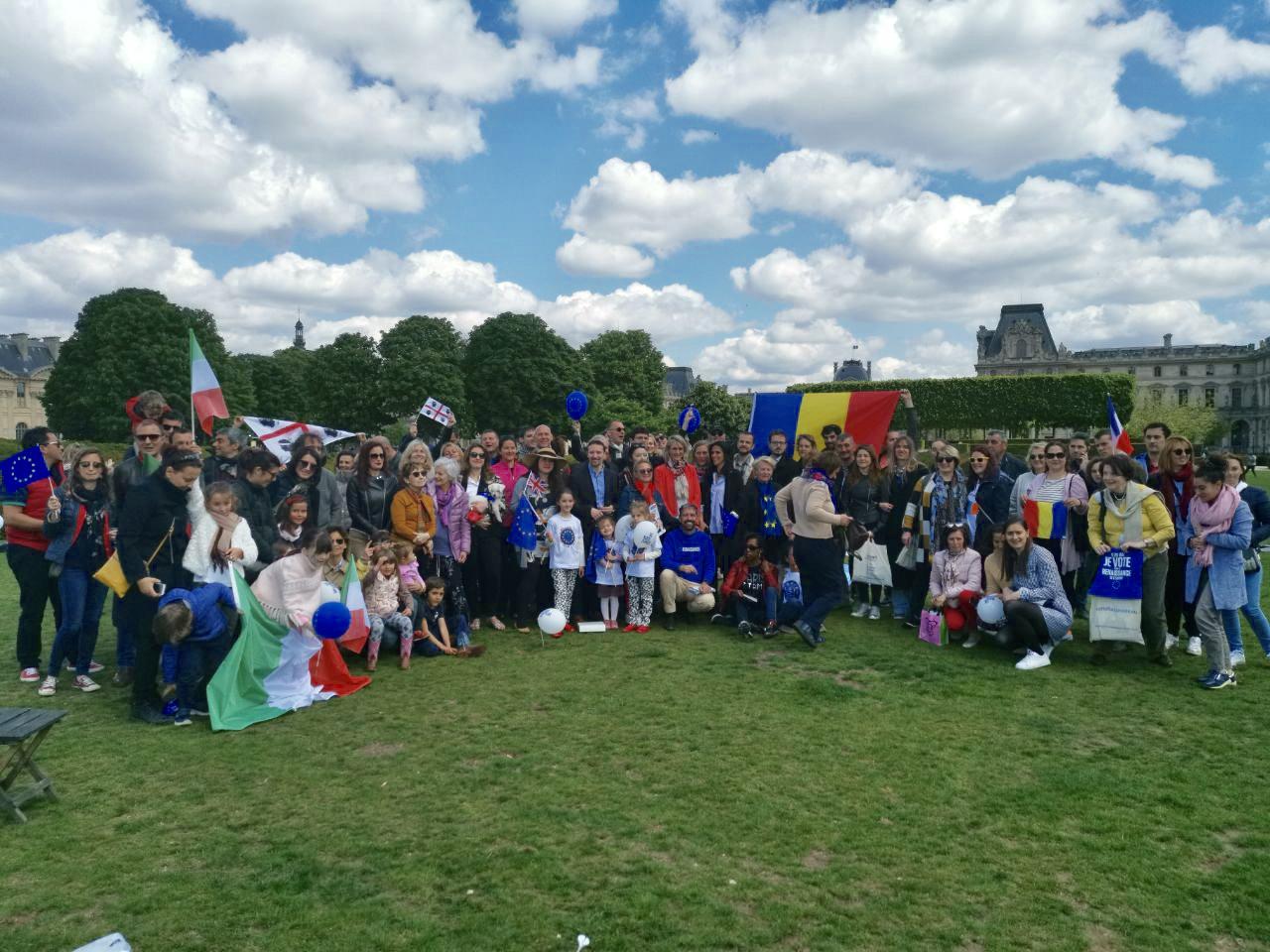 Elections Européennes 2019 : retour sur 15 jours de campagne dans Paris Centre