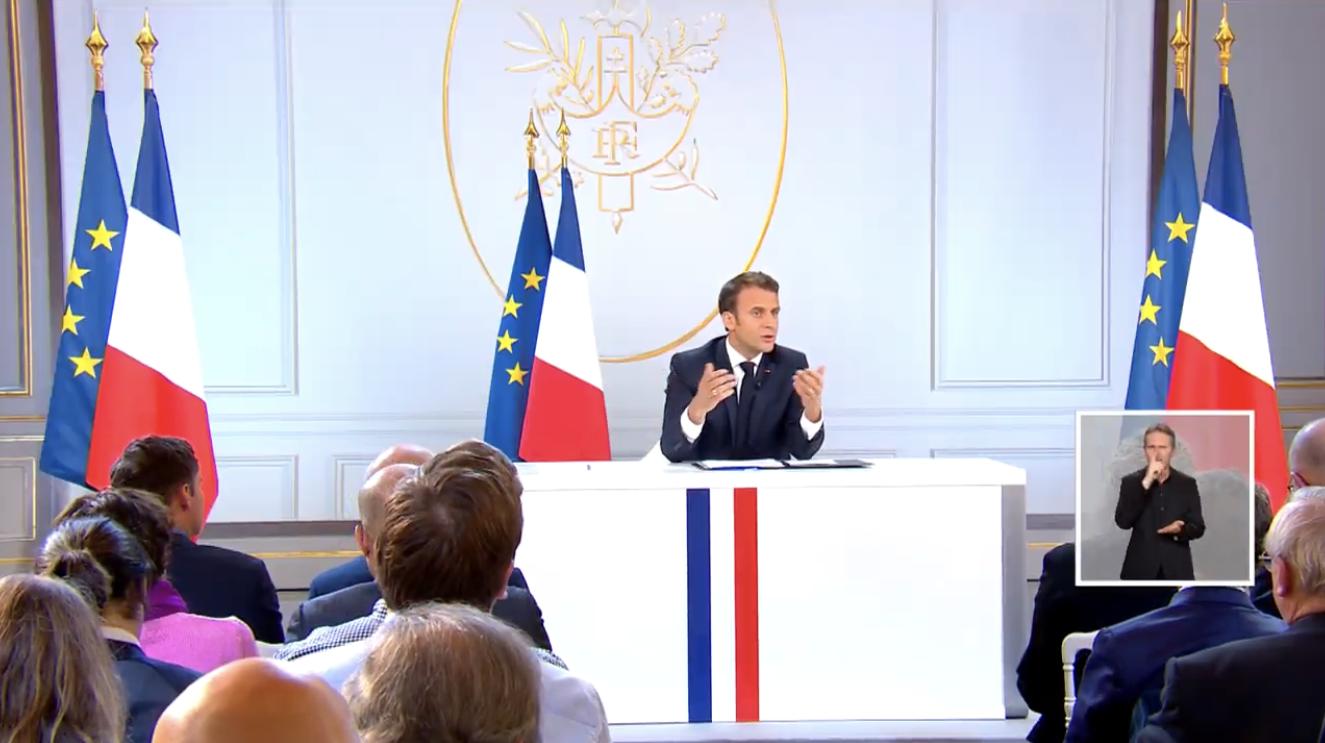 L'art d'être français : redonner une espérance de progrès à chacun, en demandant à chacun le meilleur de lui-même