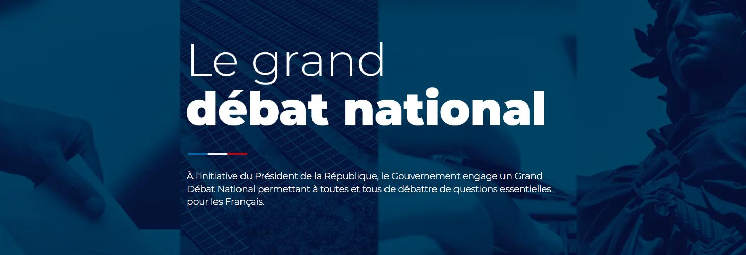 Grand Débat National - Atelier d'idées - La fiscalité et les dépenses publiques