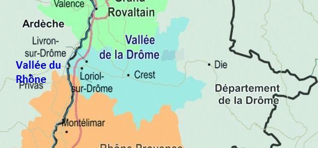 Réunion des Comités Vallée du Rhône et Vallée de la Drôme le 27 Février à 19h - Aouste sur Sye