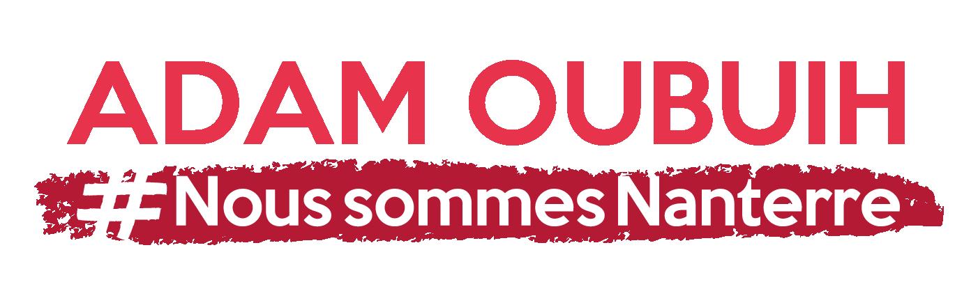 Adam Oubuih, candidat LaREM à la mairie de Nanterre