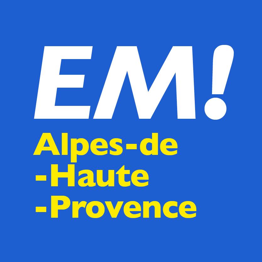 Les Alpes-de-Haute-Provence En Marche !