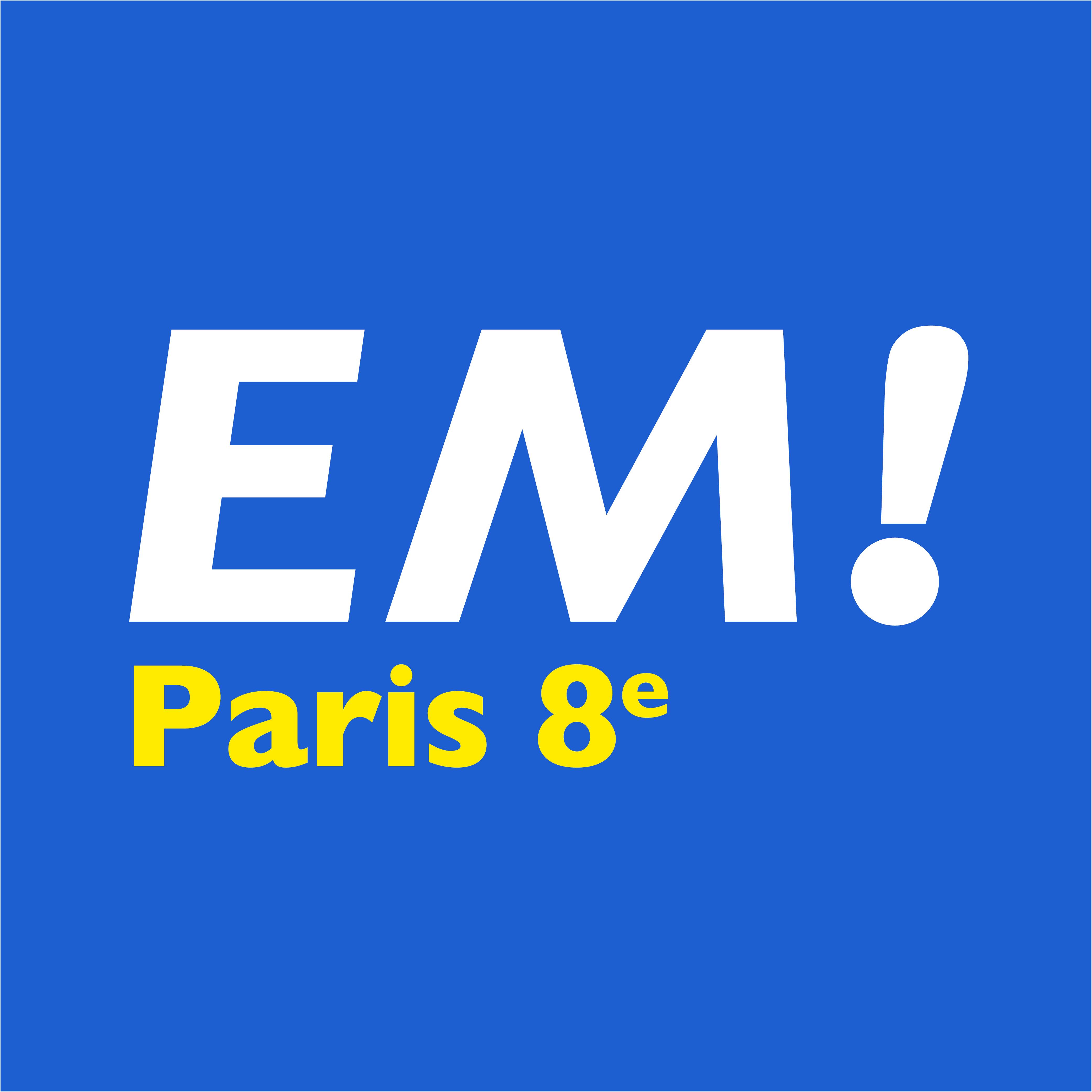 Paris 8e En Marche !