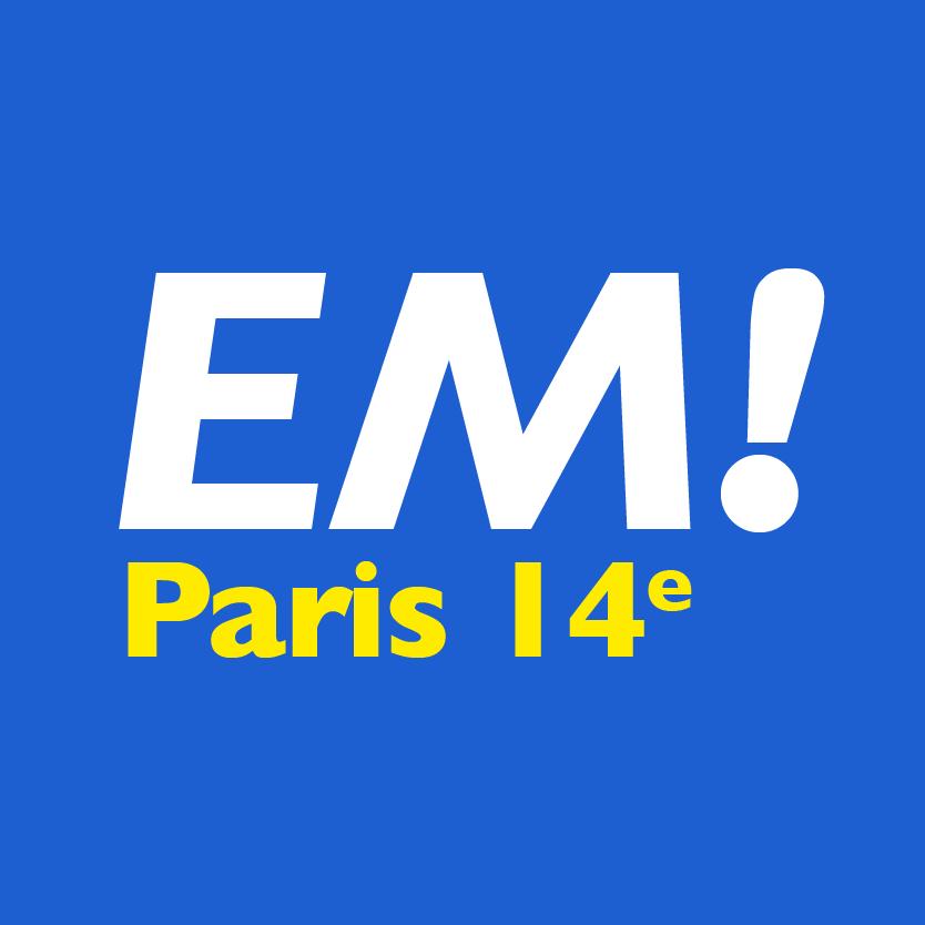 Paris 14ᵉ En Marche !