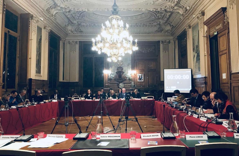 Grand Débat National : Retour sur les propos des élus au dernier Conseil d'arrondissement de Paris 18