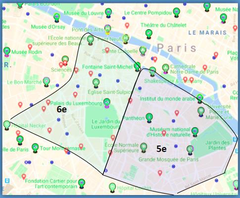 La République En Marche ! Paris 5 - 6